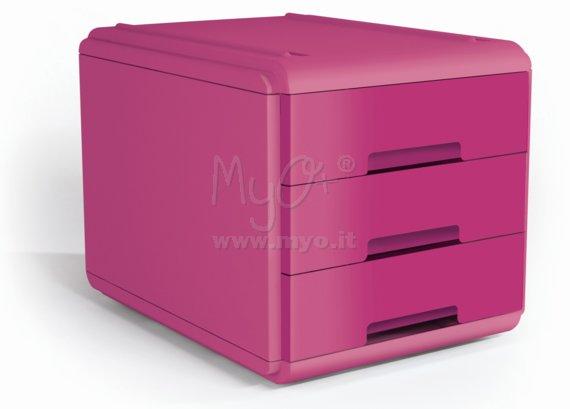 Mini cassettiera da scrivania acquista in myo s p a cancelleria