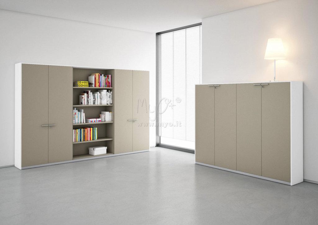 Armadi Per Ufficio Con Serratura : Slide armadio direzionale acquista in myo s p a cancelleria